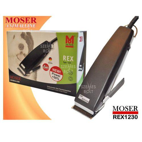 071e7a942a79 Moser Rex 1230 nyírógép - Szemesbolt.hu online áruház